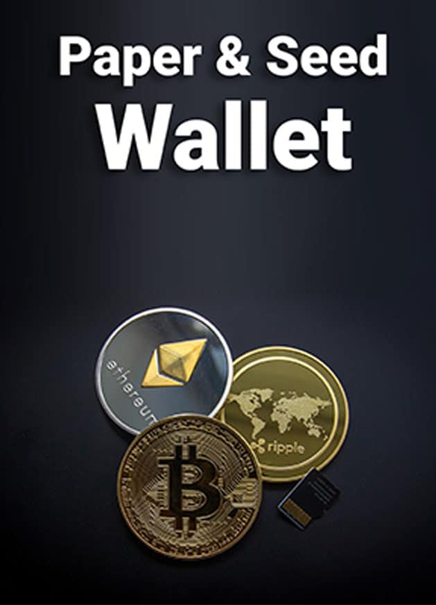 Paper & Seed Wallet Cover
